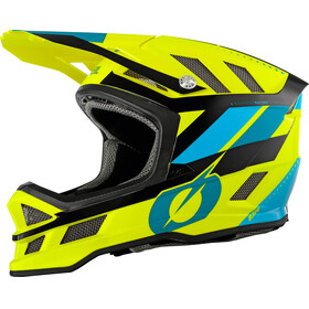 ONeal Blade Helmet Unisex, IPX SYNAPSE blue/neon yellow